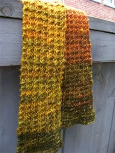 One Row Handspun