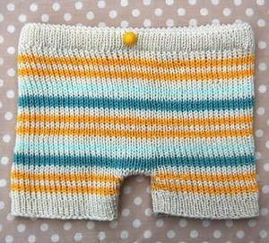 Baby Shorts 1