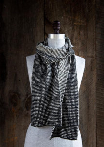 Speckled Scarf 1