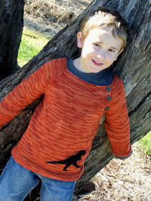 Drengesweater