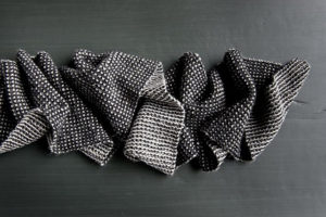Speckled Scarf 3