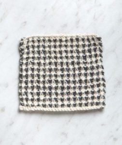 Speckled Scarf 6